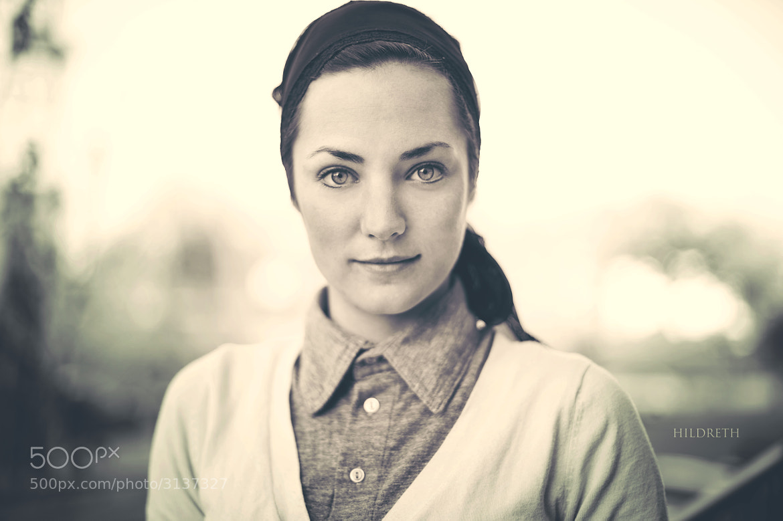 Photograph Bridget by Charles Hildreth on 500px