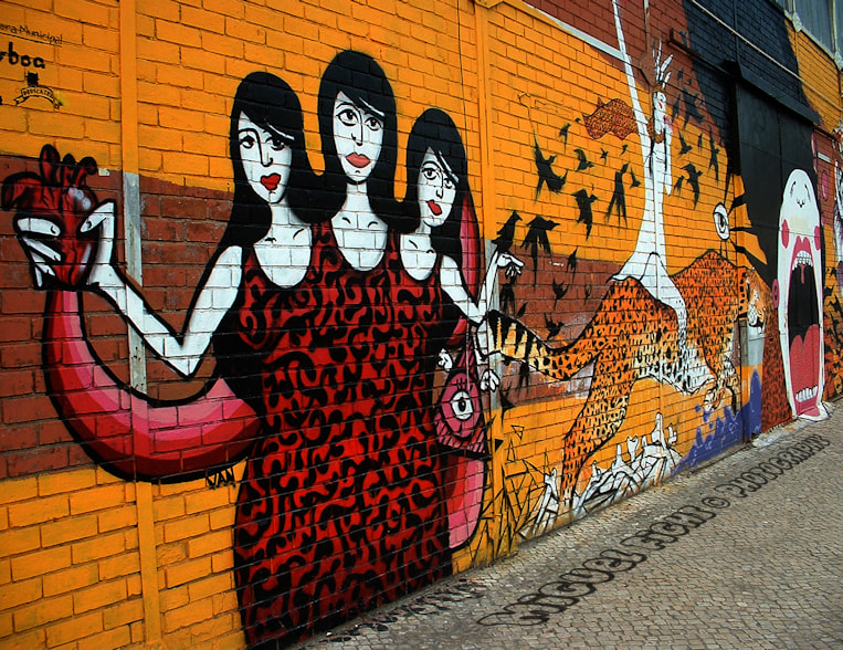 Photograph Legal Graffitti by Miguel Fight on 500px