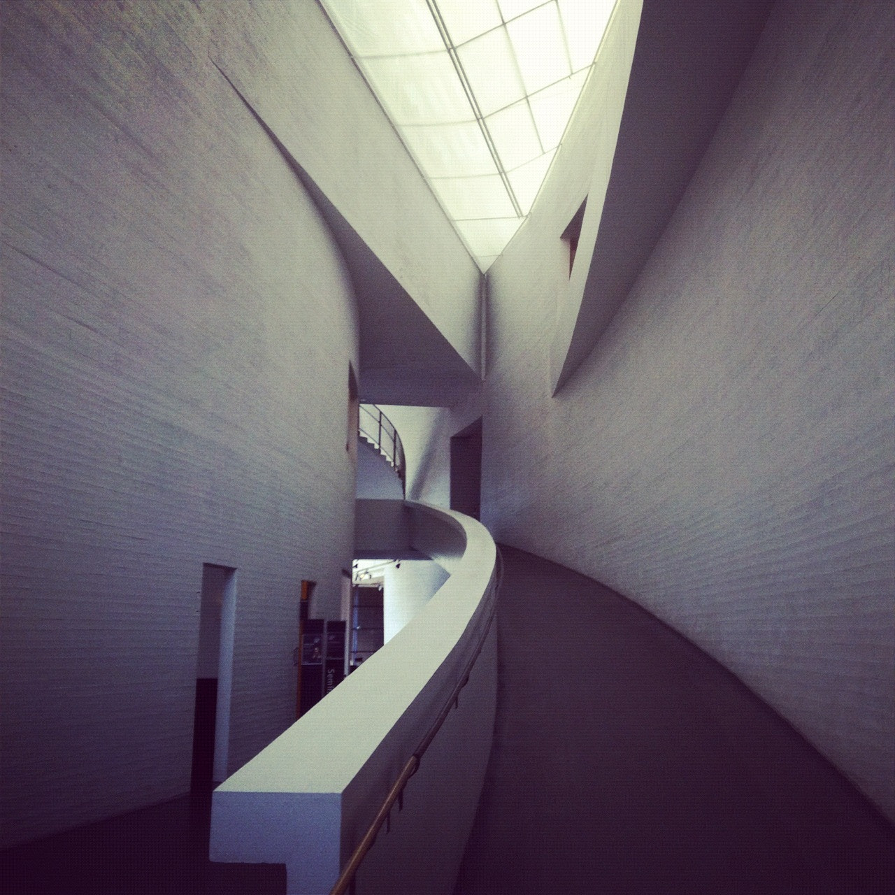 Photograph Kiasma  by Hanan Lehr on 500px