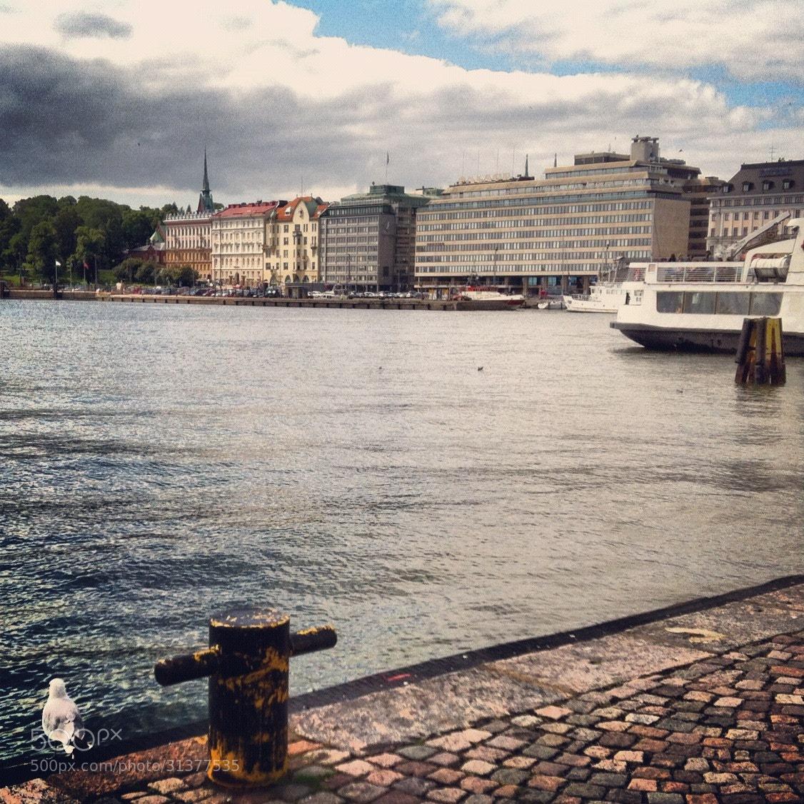 Photograph Helsinkli by Hanan Lehr on 500px