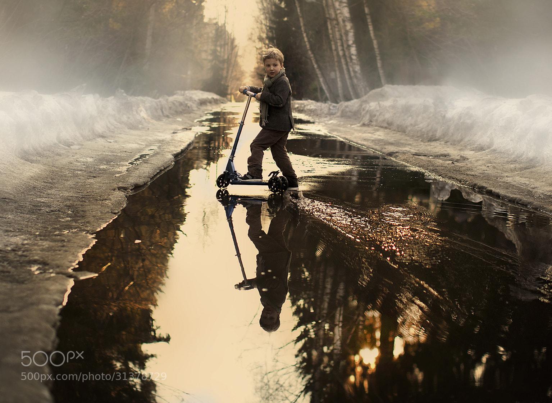 Photograph солнце в луже... by Elena Shumilova on 500px