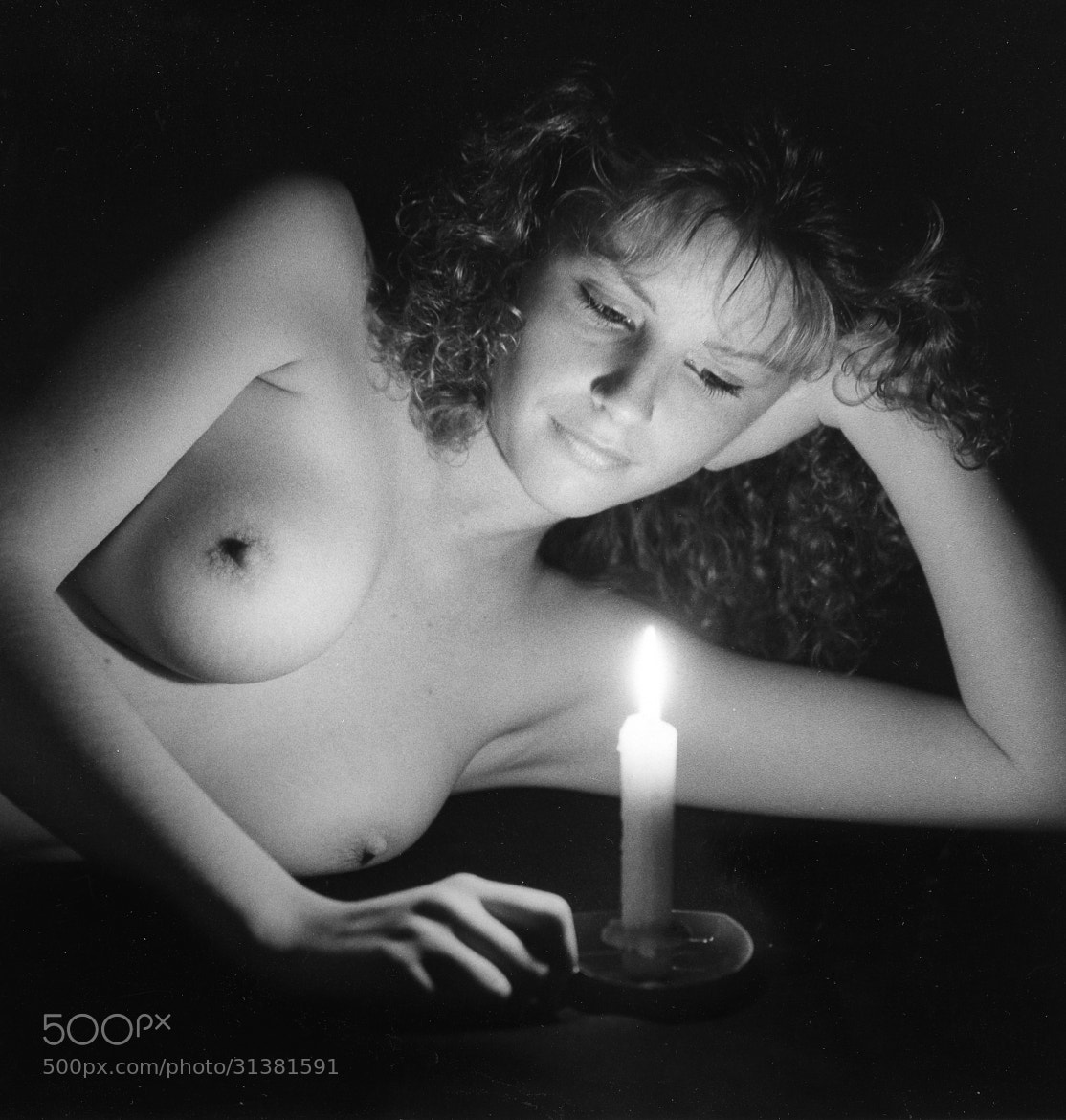 Photograph Candle light by Ashley Redding on 500px