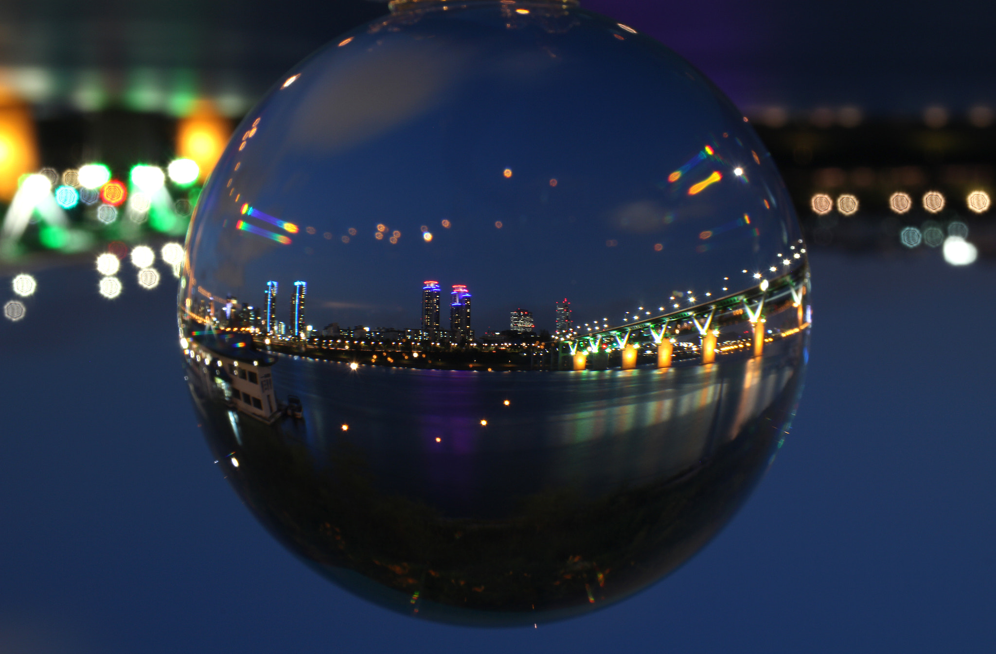 Photograph Crystal Ball by Dong Hyeon Kim on 500px