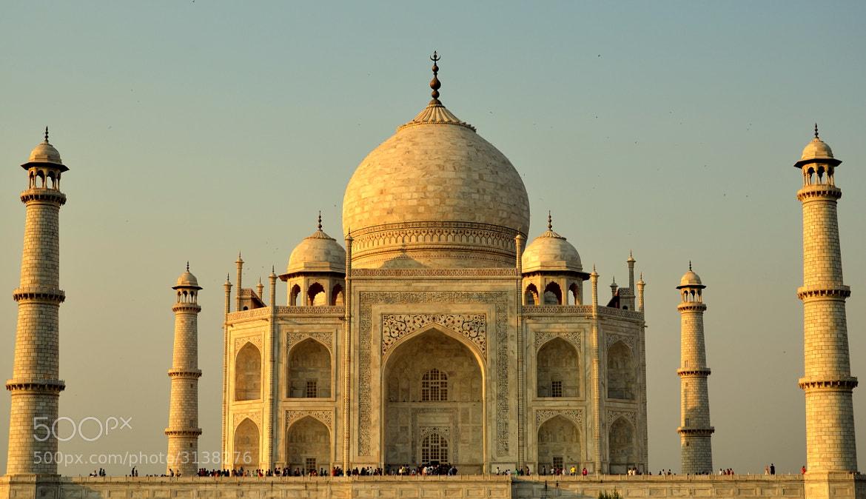 Photograph TAJ Mahal by Rajat Bhargava on 500px