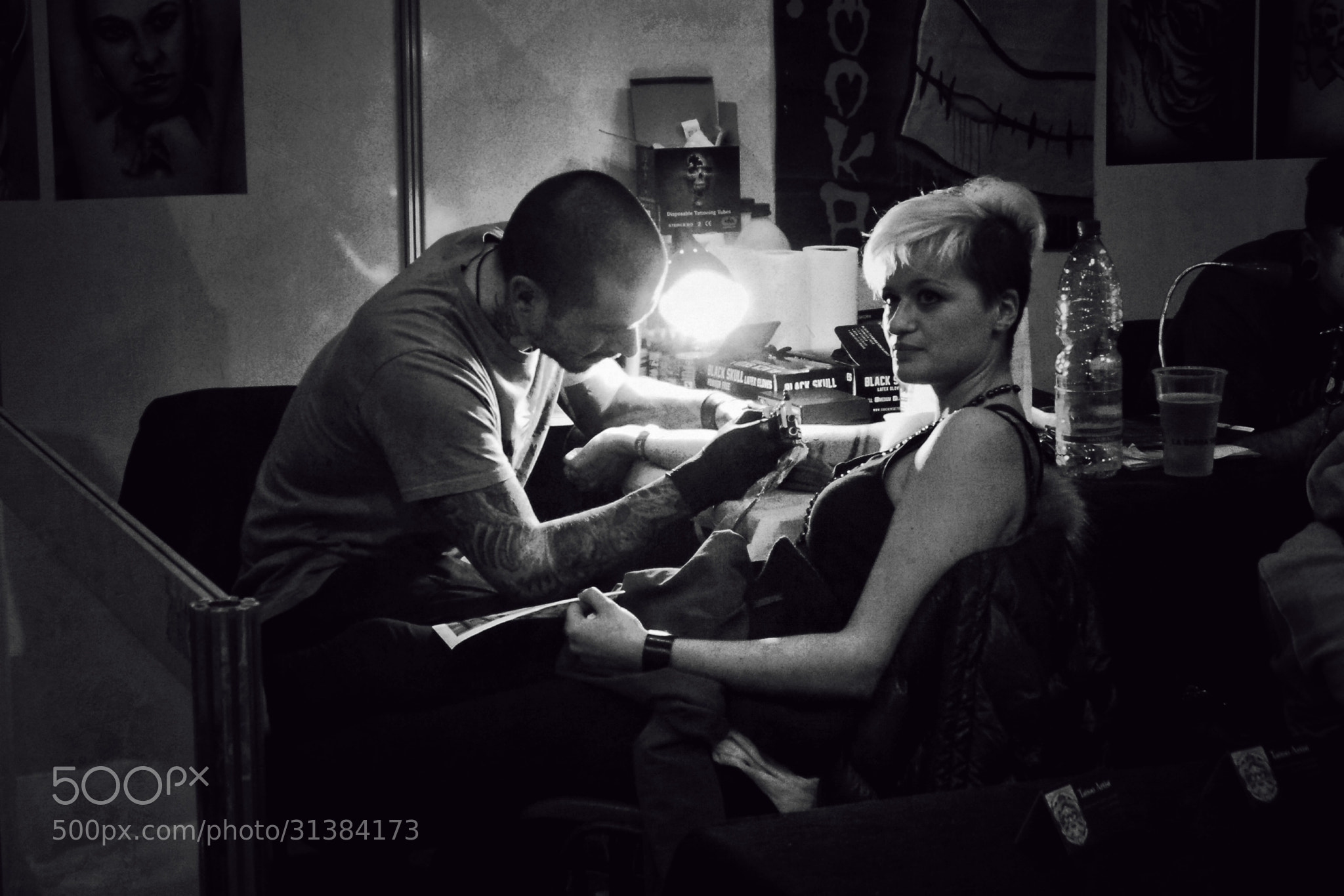 Photograph Ink me, baby! by Giulio Giacconi on 500px
