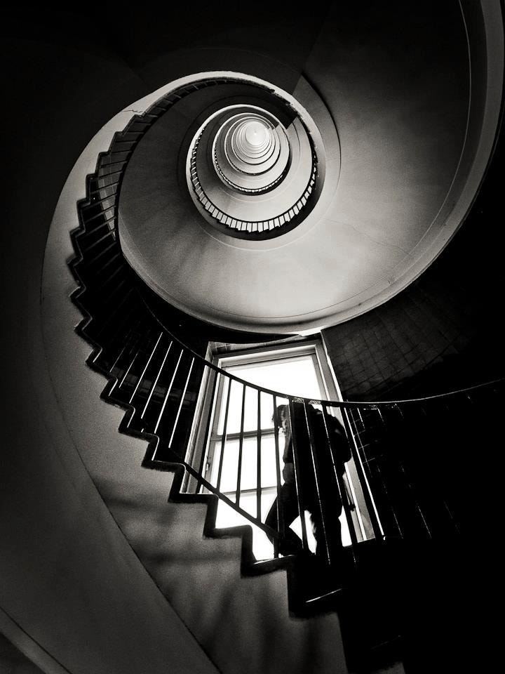Photograph Stairs I by Rafael Kos on 500px