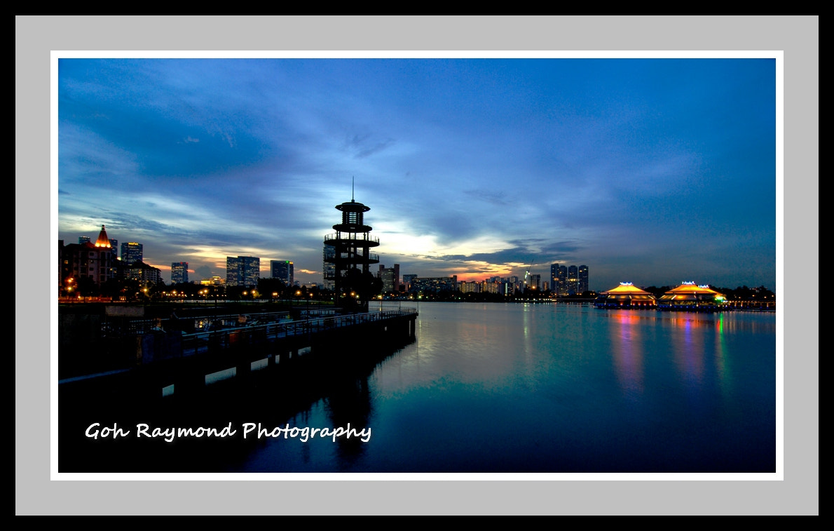 Photograph Tanjong Rhu @ Night #1 by GohRaymond Photography on 500px