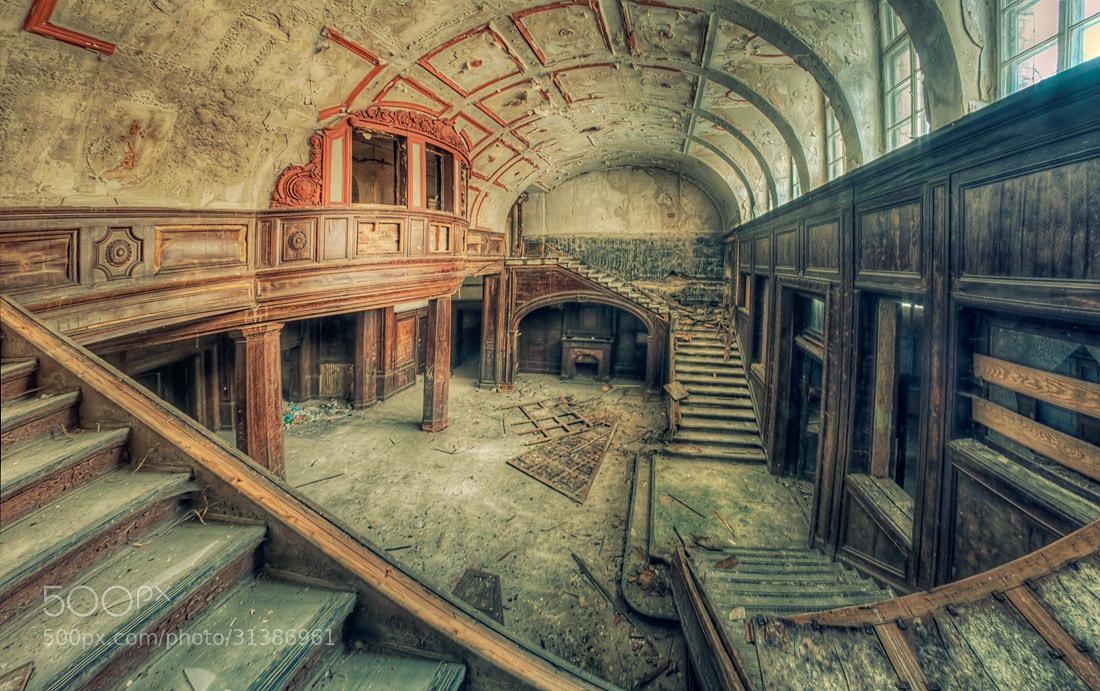 Photograph The Frail by Pati Makowska on 500px