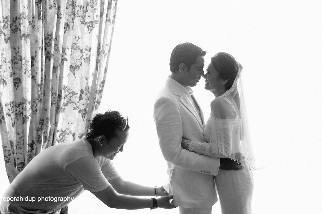 Photograph WEDDING MOMENT by OPERAHIDUP PHOTOGRAPHY on 500px