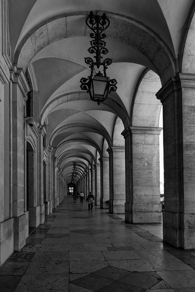 Photograph Claustros by Jorge Orfão on 500px