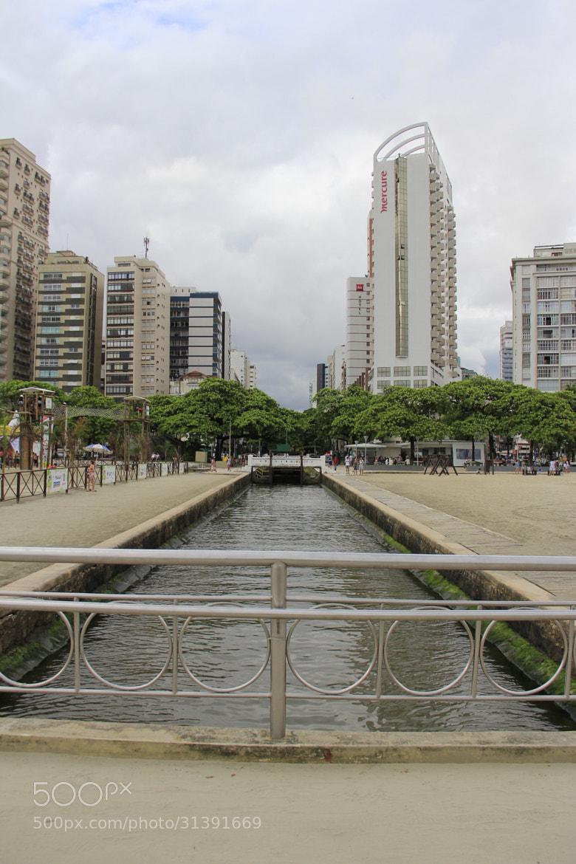 Photograph Canal de Santos by Daniel Antunes on 500px