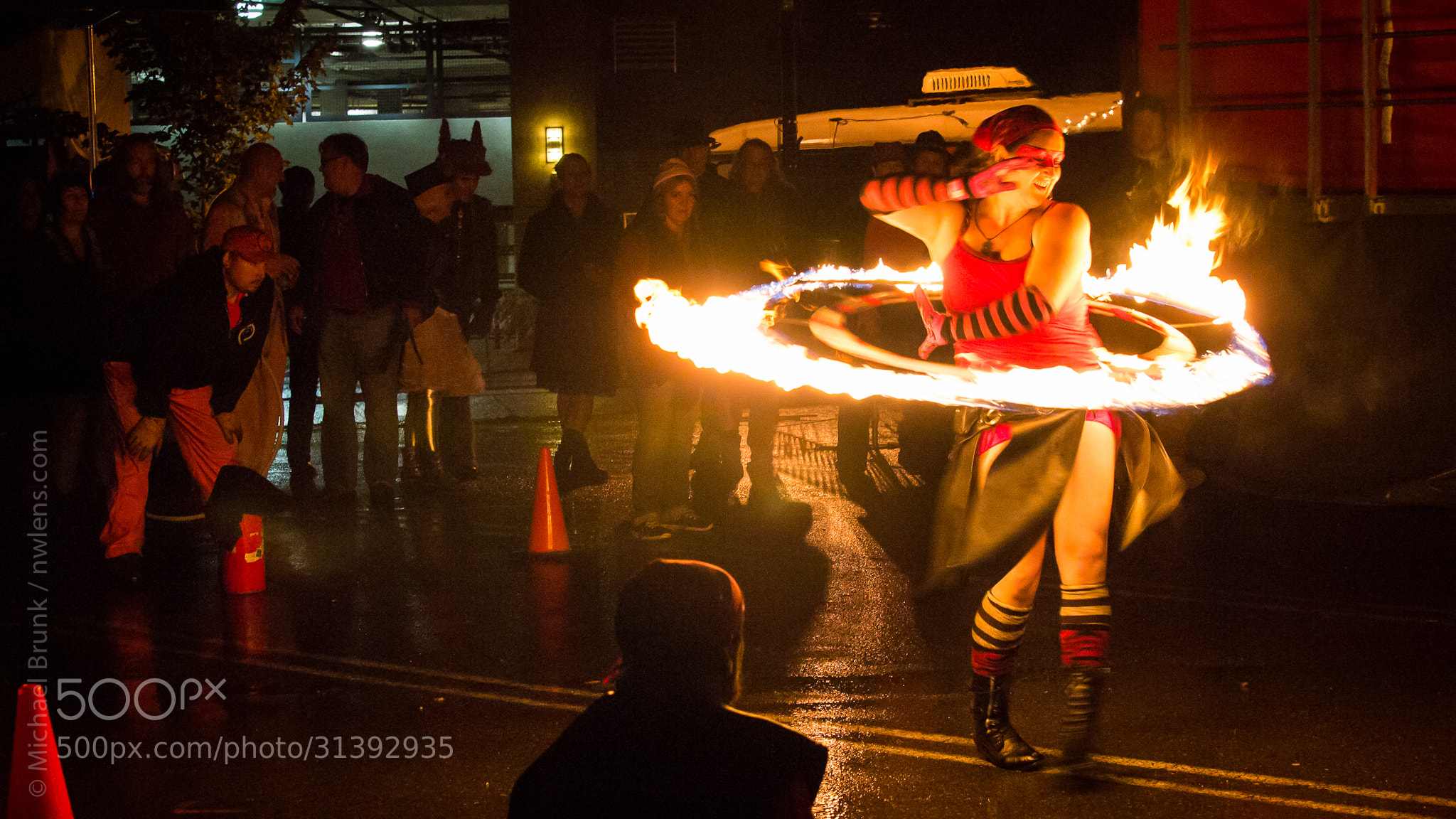 Photograph Dancing With Fire by Michael Brunk on 500px