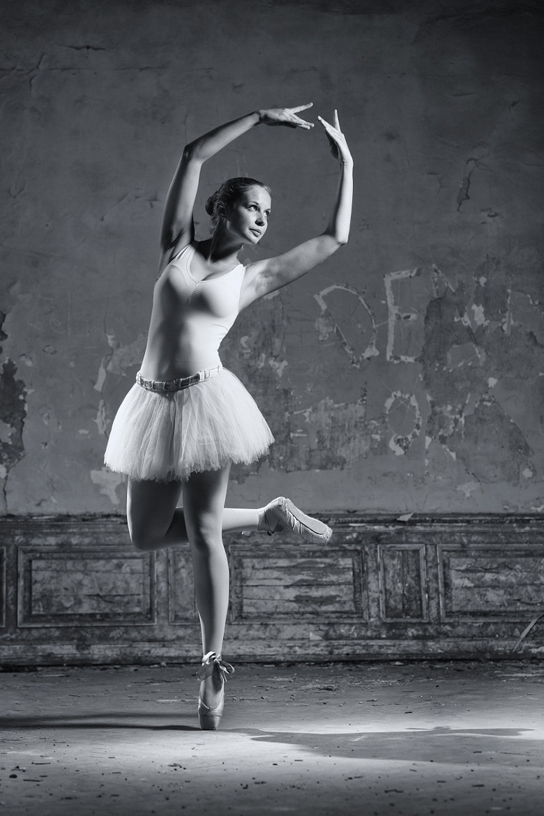 Photograph Ballerina by Jaka Koren on 500px