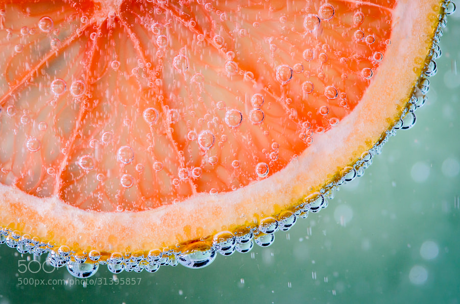 Photograph Grapefruit by Laurens Kaldeway on 500px