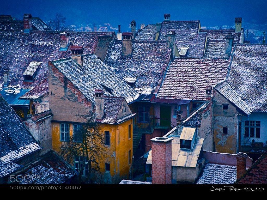 Photograph Sighisoara, Romania 3 by Jason Persun on 500px