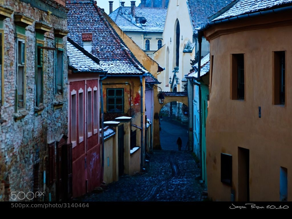 Photograph Sighisoara, Romania 4 by Jason Persun on 500px