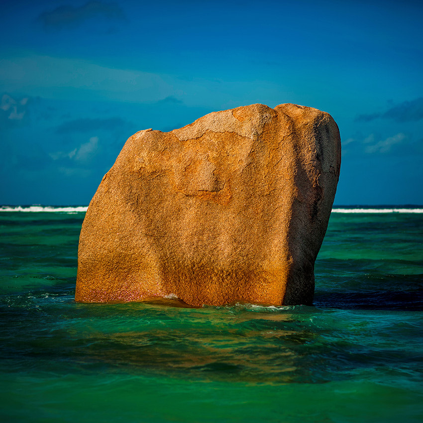 Photograph Seychelles granite by Dmitry Laudin on 500px