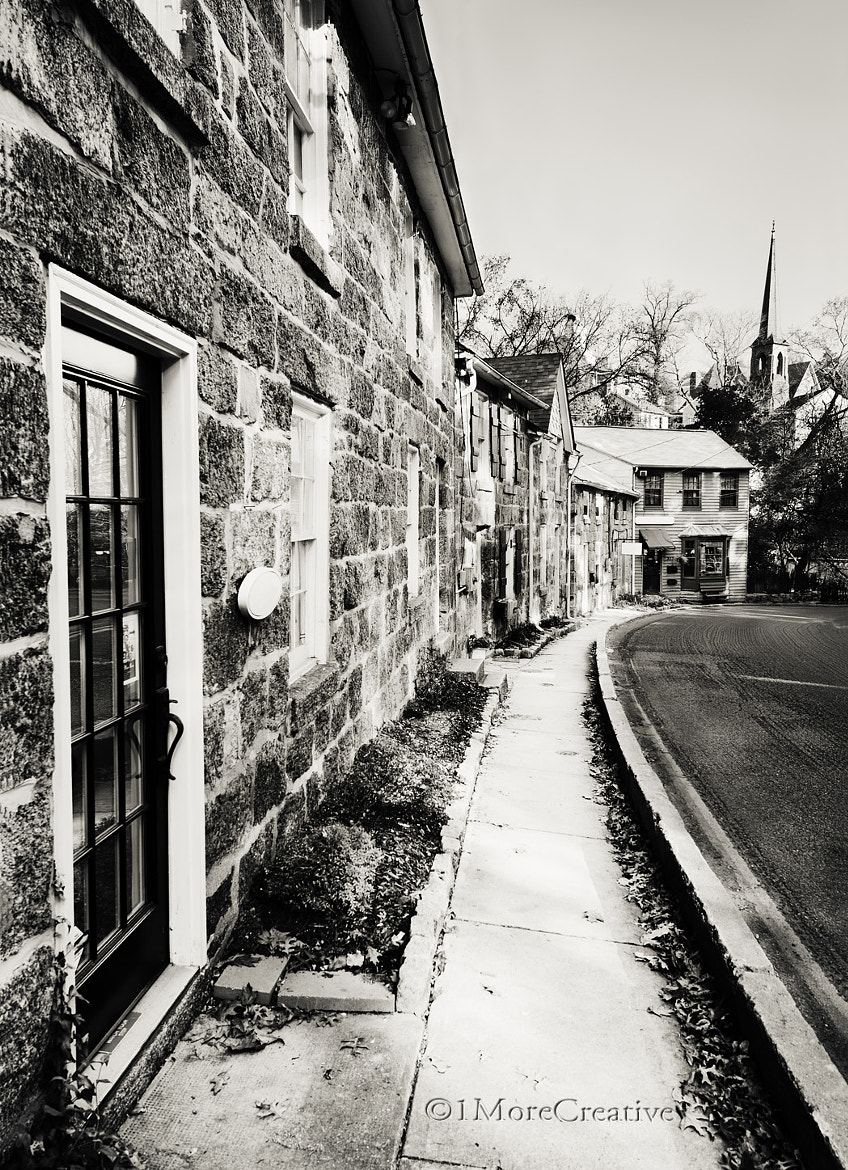 Photograph Vintage Ellicott City by Brycia James on 500px