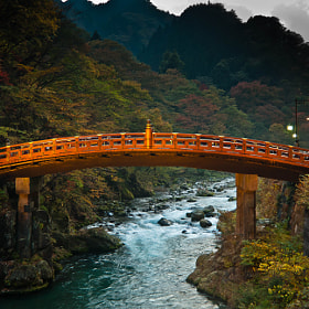 Shinkyo Bridge by María José Torres (mjtorres)) on 500px.com