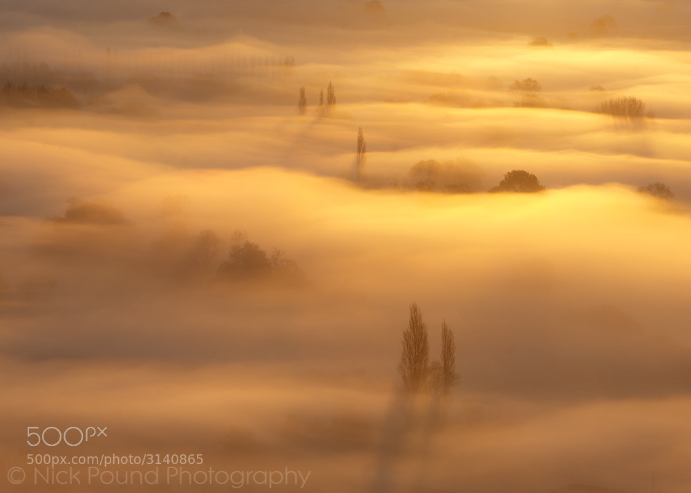 Photograph A Sea Of Mist by Nick Pound on 500px