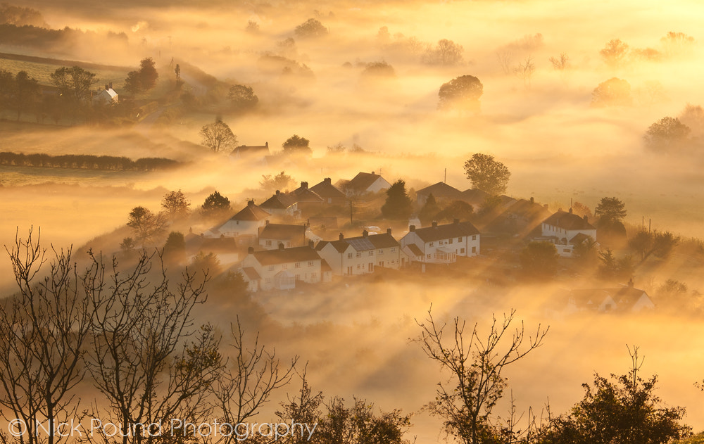 Photograph Dawn Mist by Nick Pound on 500px
