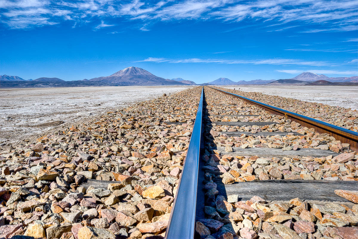 Photograph Railway to nowhere by Juan Carlos Ruiz on 500px