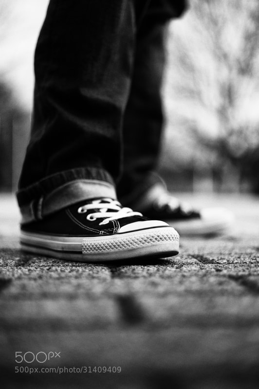 Photograph these shoes were made for walking... by Vero Nick on 500px