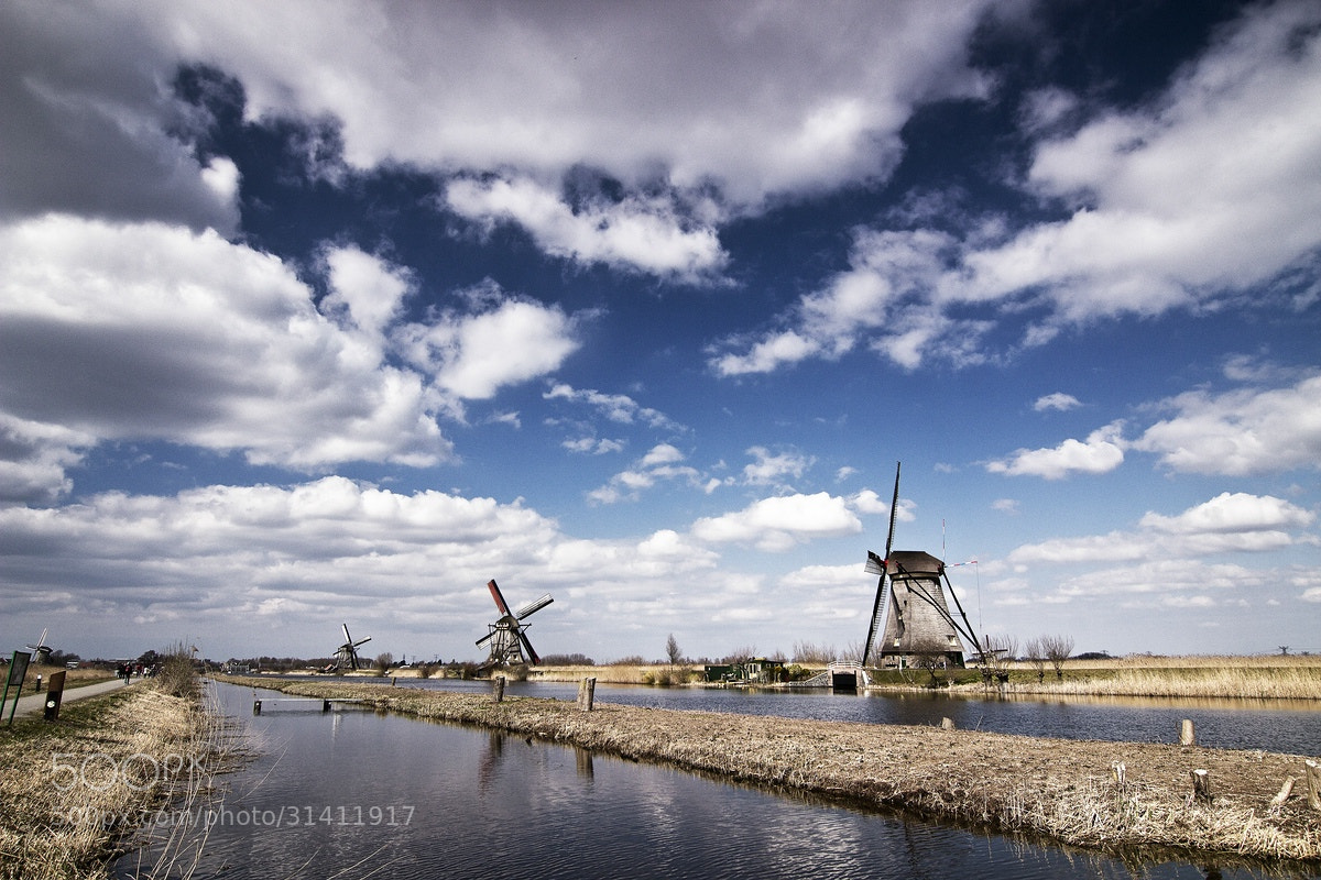 Photograph Kinderdijk II by Arnd Gottschalk on 500px