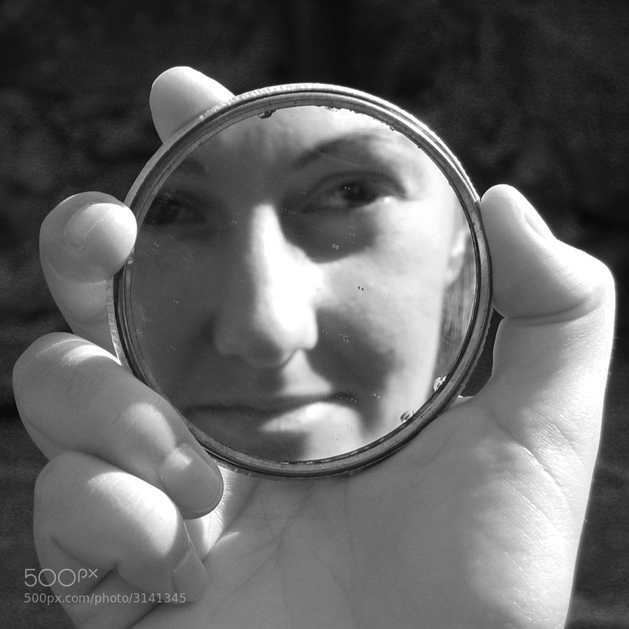 Photograph Portrait in the mirror... by Nick L. on 500px