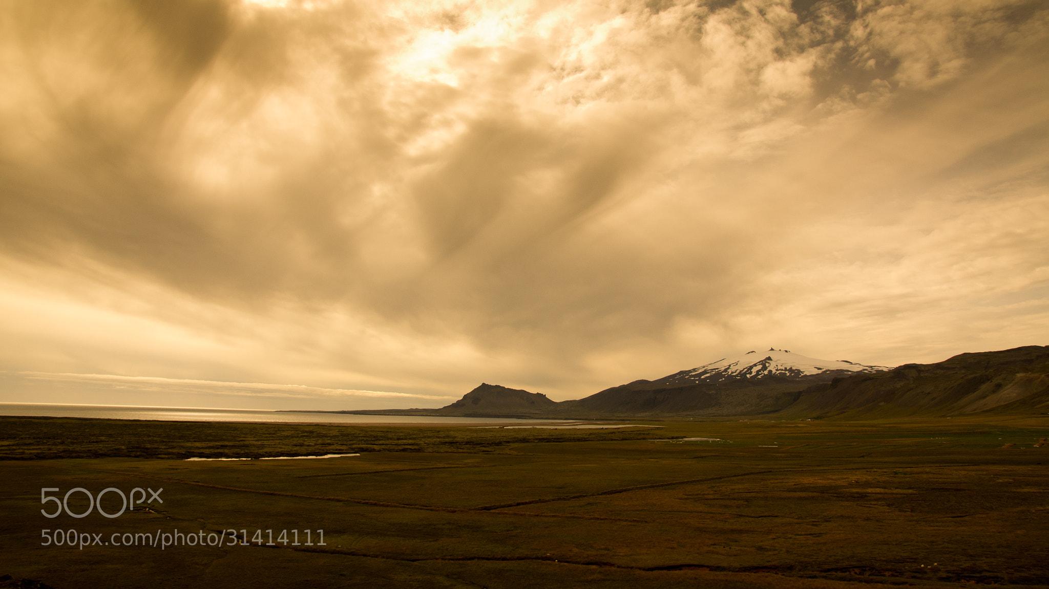 Photograph Snæfellsjökull, Iceland by Lluís Grau on 500px