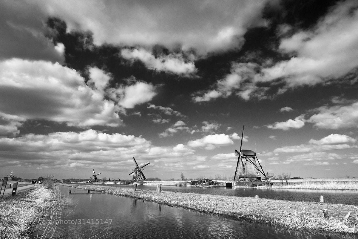Photograph Kinderdijk III by Arnd Gottschalk on 500px