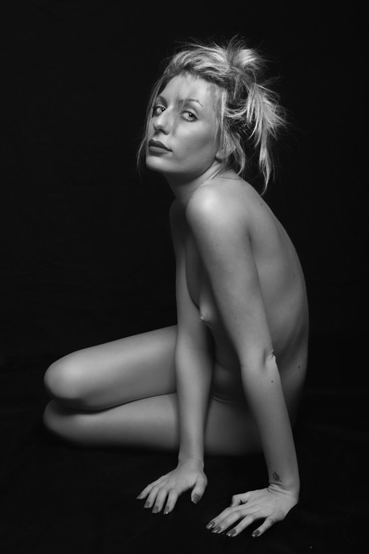 Photograph Naked no nude by Tiziana Pielert on 500px