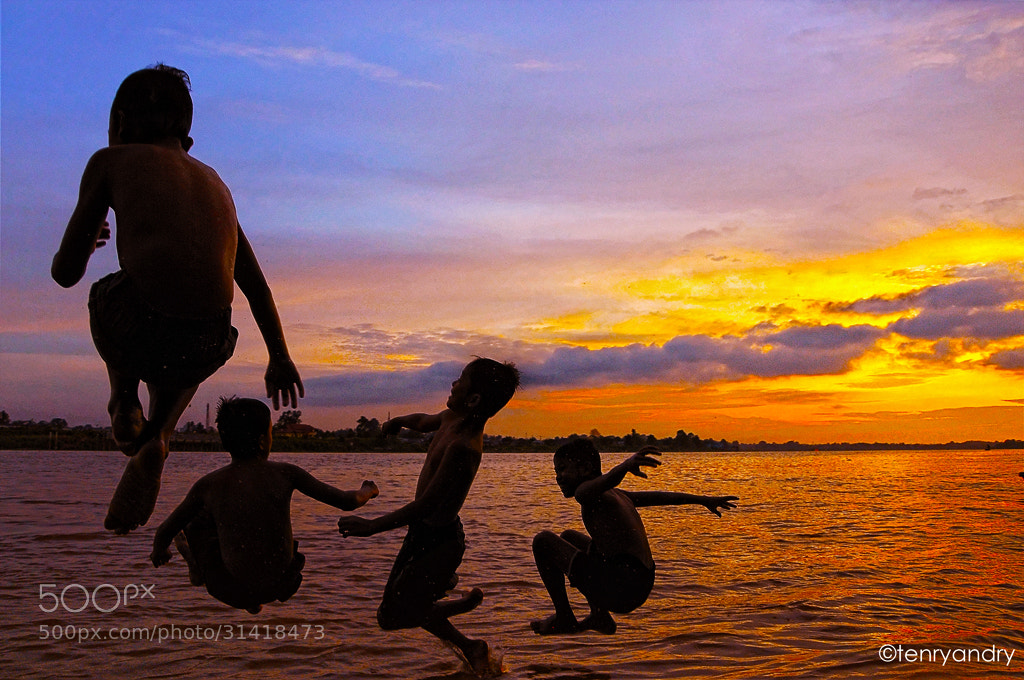 Photograph jump by tenry andry on 500px