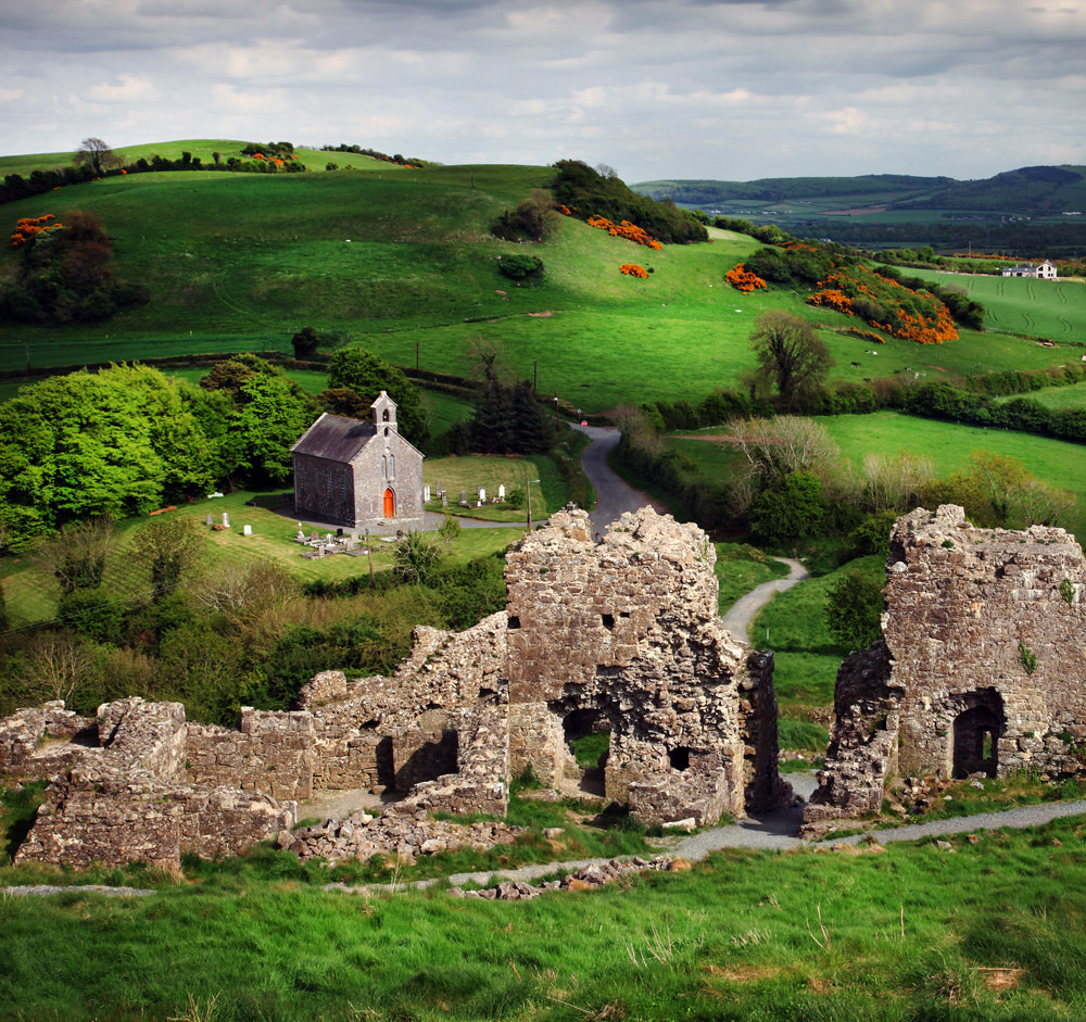 Photograph Rock of Dunamase by Stephen Emerson on 500px