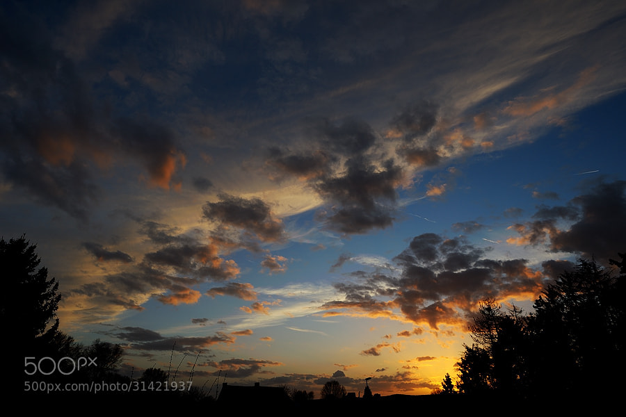 Photograph Rooftop Sky 4 by Jimmy De Taeye on 500px