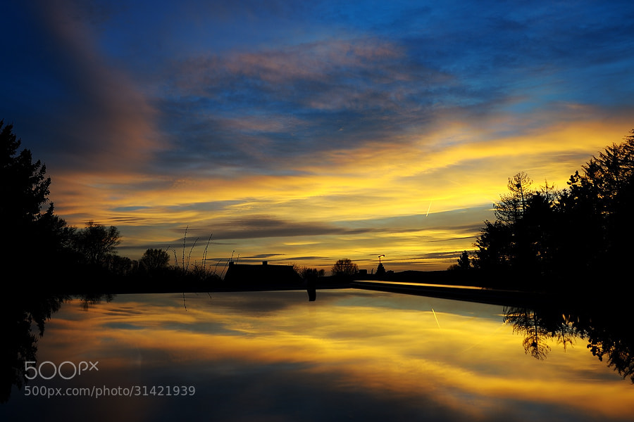 Photograph Rooftop Sky 3 by Jimmy De Taeye on 500px