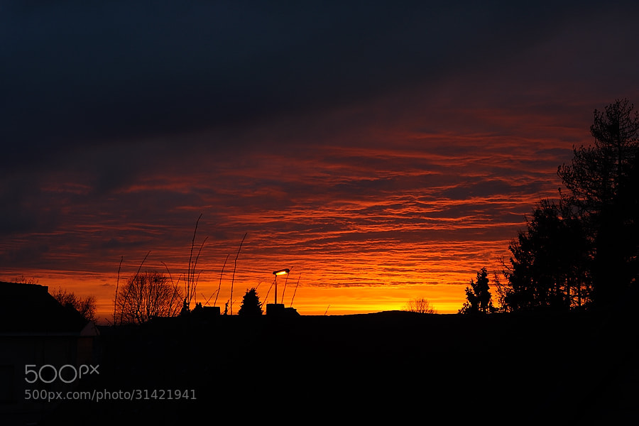 Photograph Rooftop Sky 1 by Jimmy De Taeye on 500px