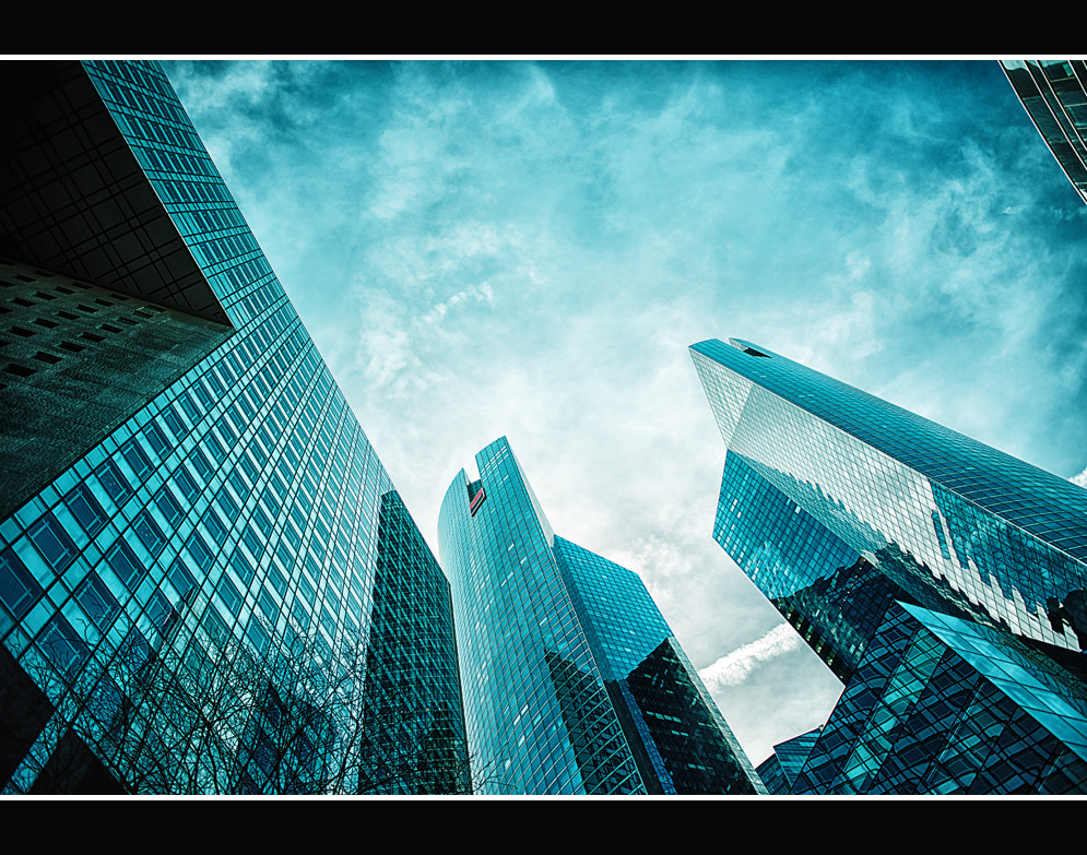 Photograph La défense by Anged on 500px