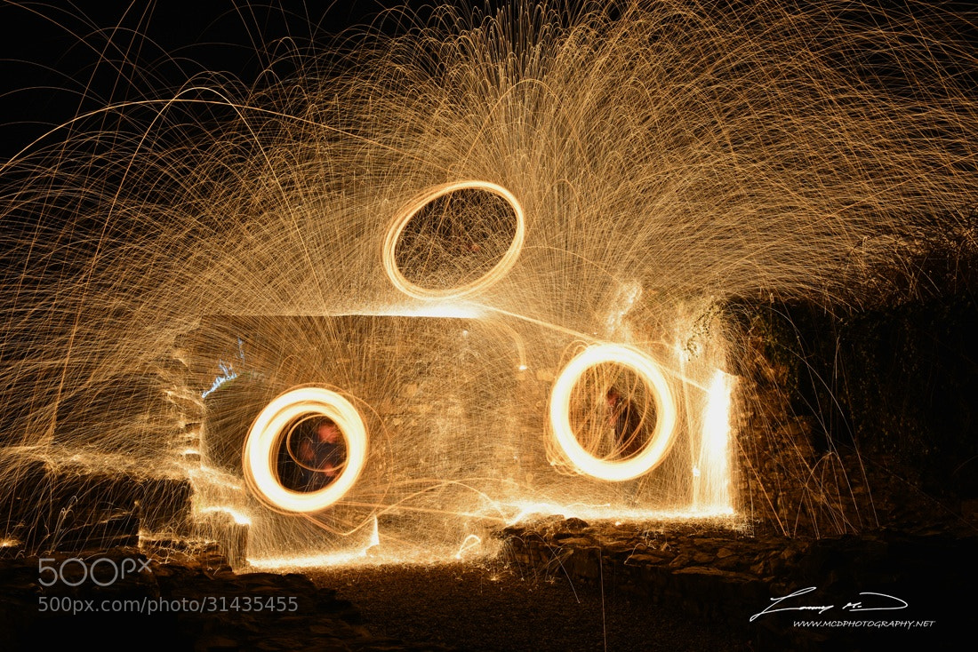Photograph Rings of fire by Tommy McDermott on 500px