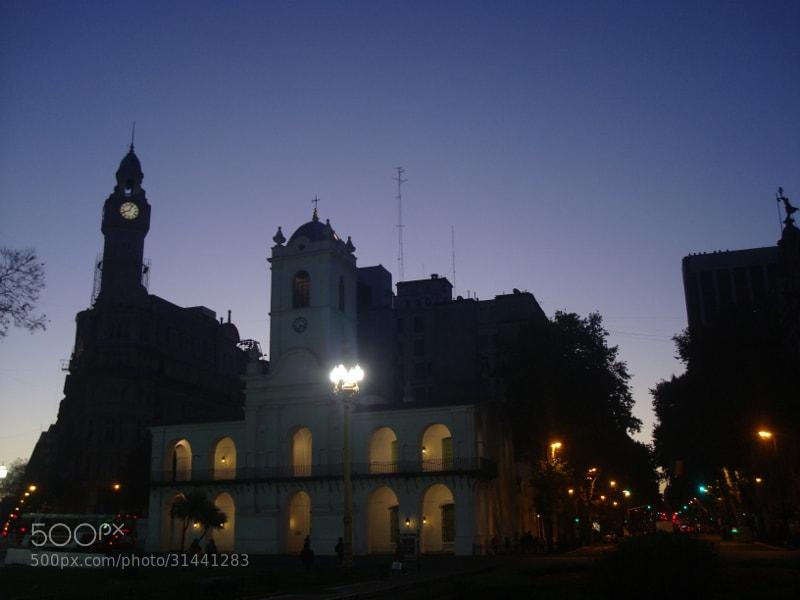 Photograph Cabildo by Hugo Desch on 500px