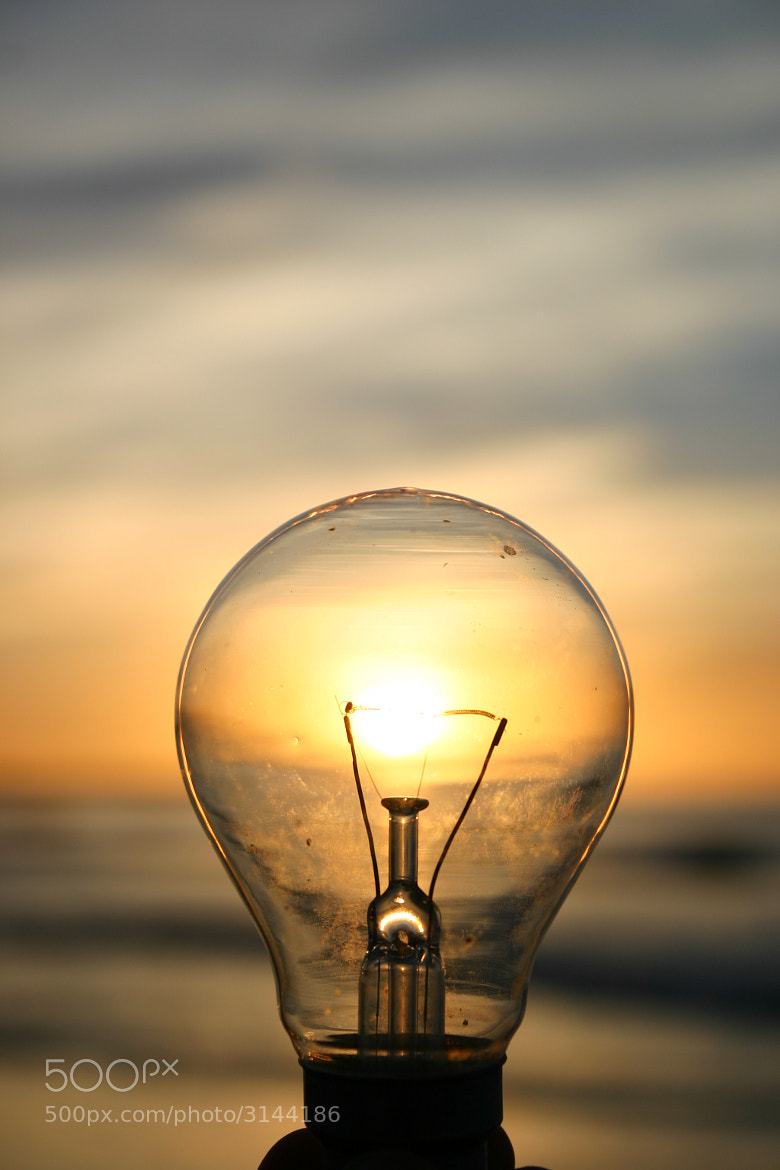 Photograph Bright Idea by Jase Woolley on 500px