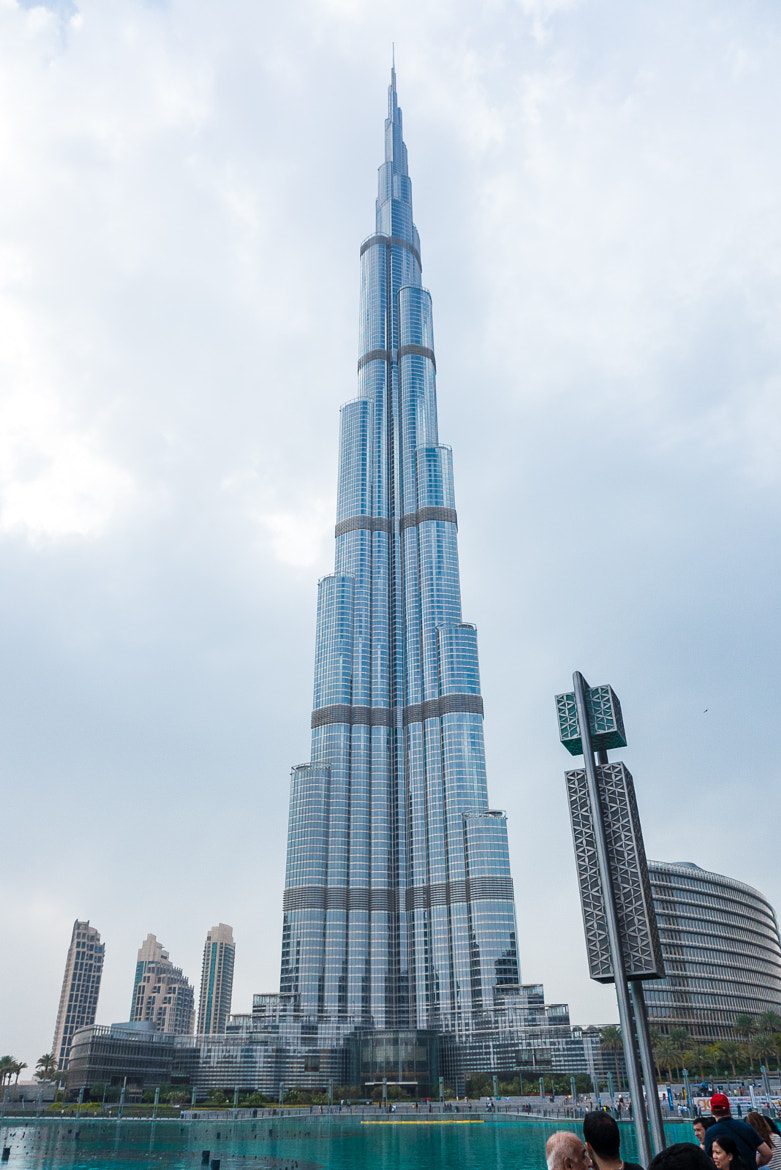 Photograph Burj Khalifa from Dubai Mall by zed1 on 500px