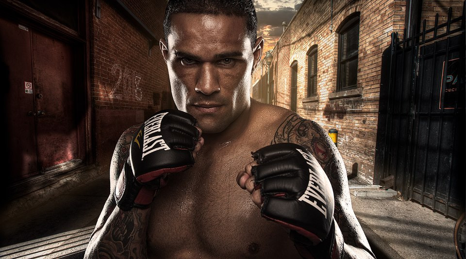 Photograph MMA Composite by Tony Mandarich on 500px