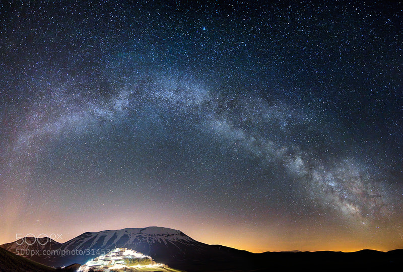Walking in the Universe by Stefano  Vita (StefanoVita)) on 500px.com