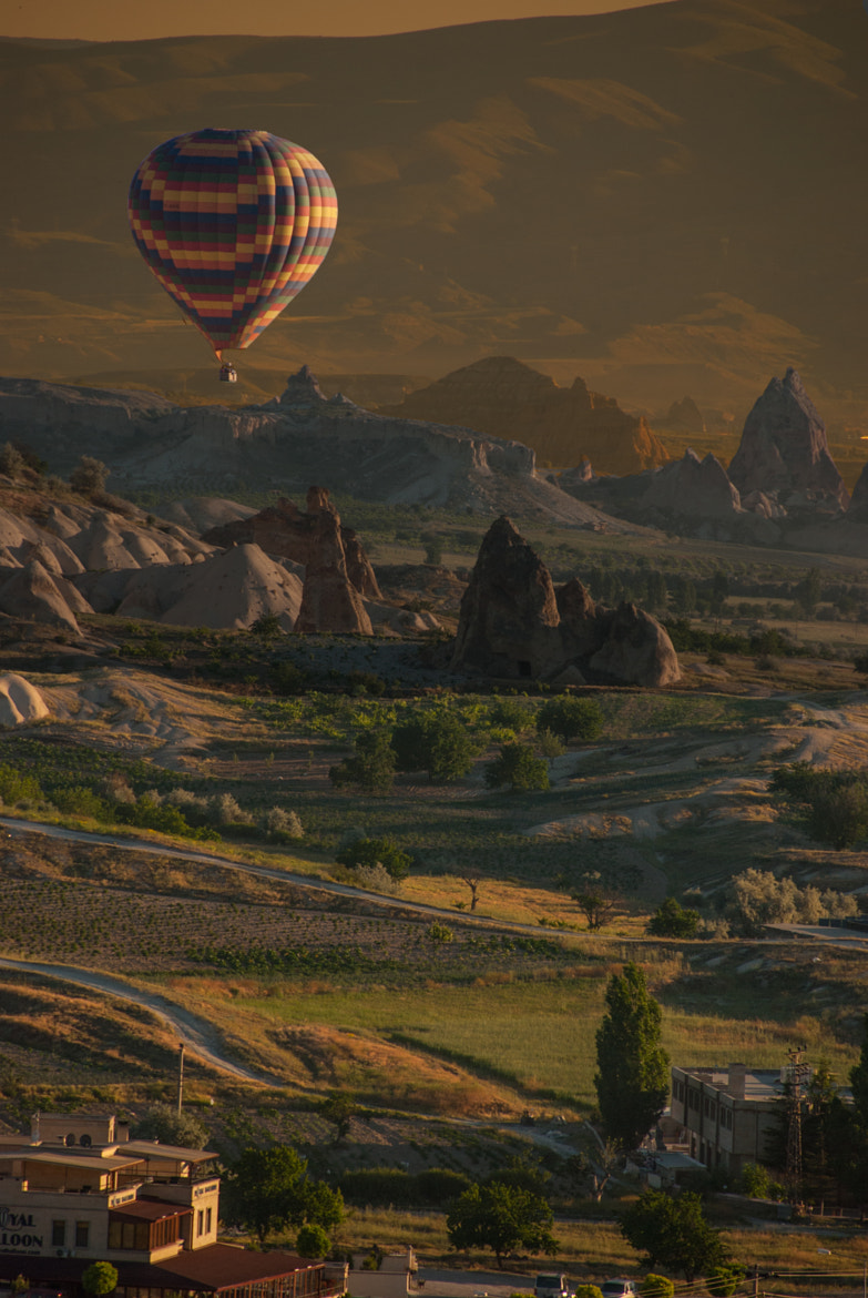 Photograph Follow the balloon by César Asensio on 500px