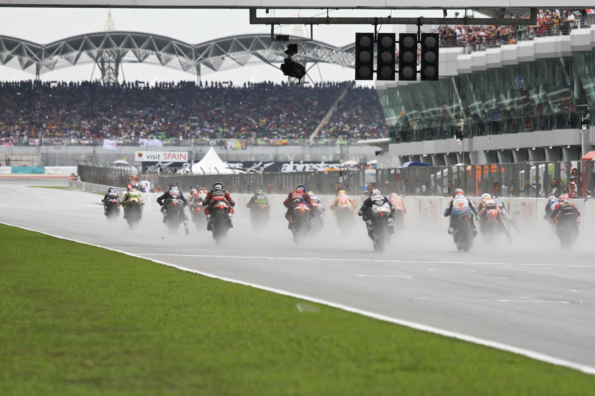 Photograph 2012 Malaysian Motorcycle Grand Prix by Hazrin CRIC on 500px