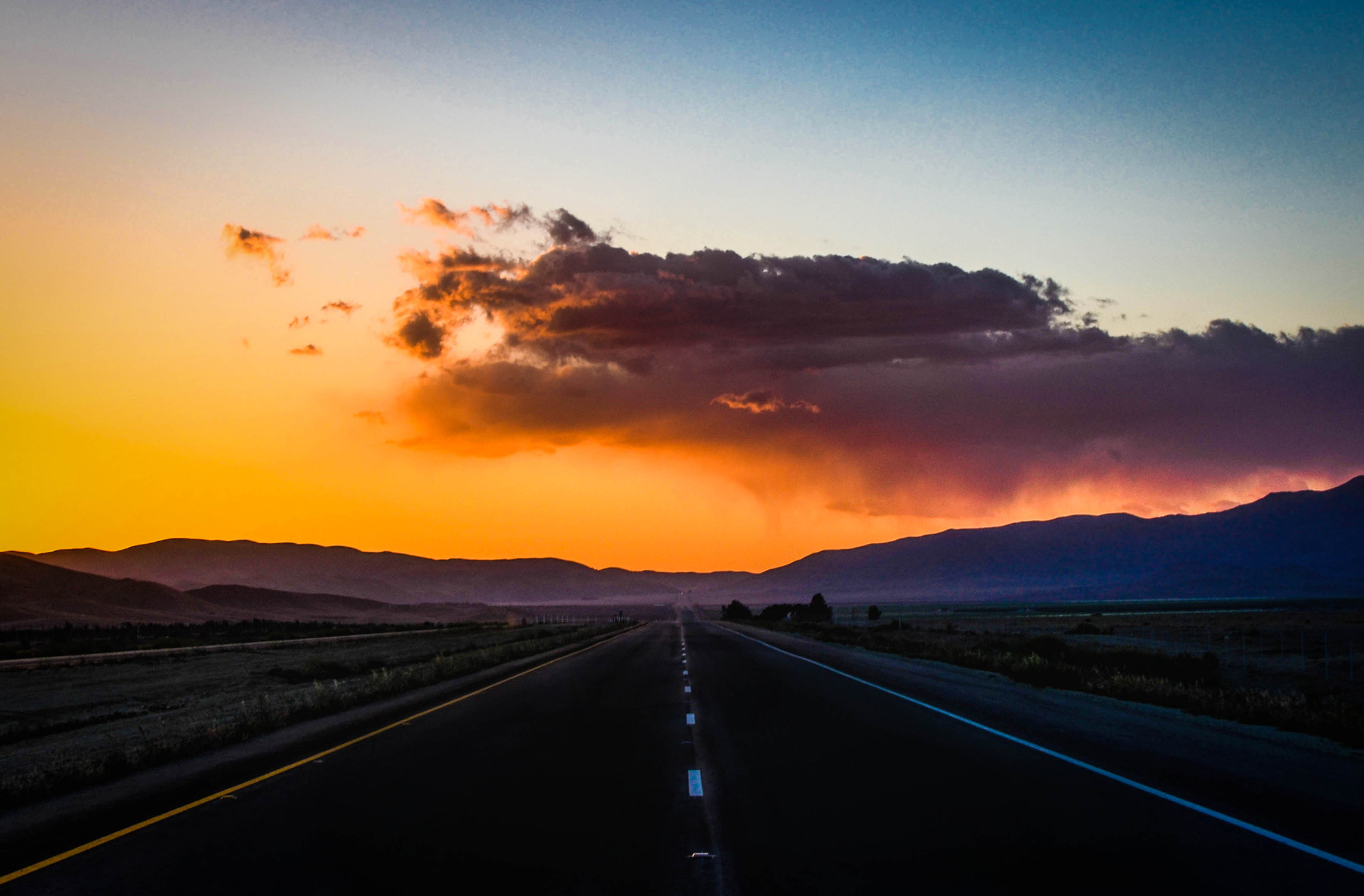 Photograph The Lonely Road by Alison Williams on 500px