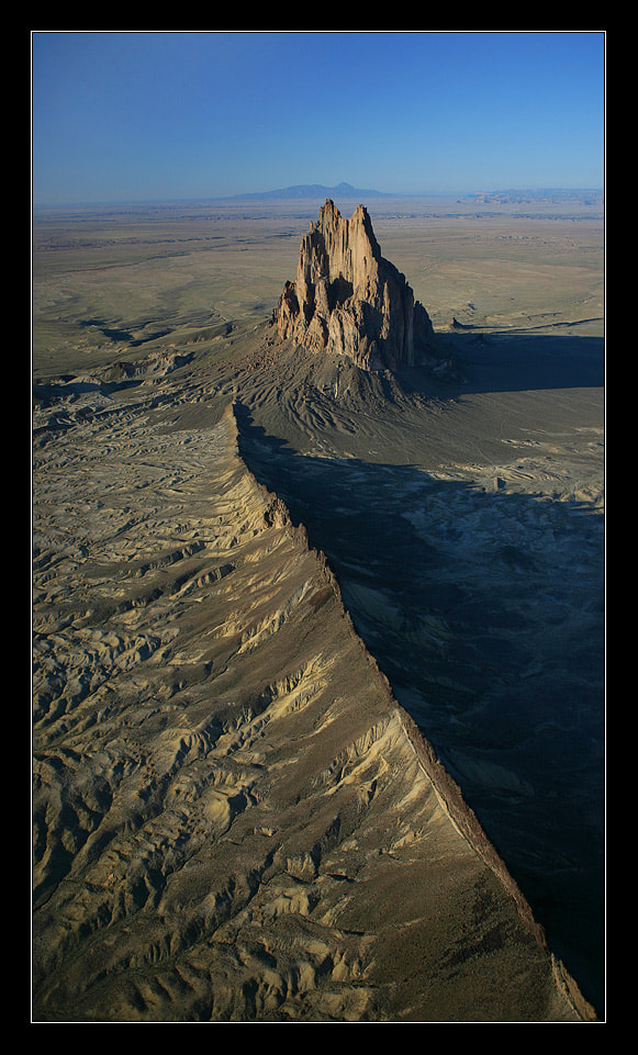 Photograph Shiprock, NM, USA by Natalia Isaeva on 500px