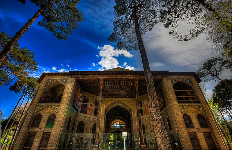 Photograph Eight Heaven Palace by Ali KoRdZaDeh on 500px