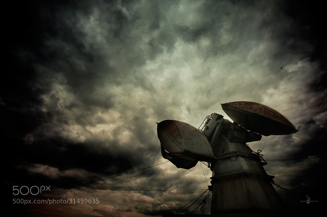 Photograph War of the Worlds by BREAD AND SHUTTER on 500px